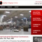 Stinson Electric Website – Minneapolis