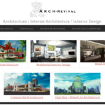 ArchRevival Website – Birmingham MI