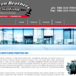Seven Brothers Painting Website – Macomb, MI