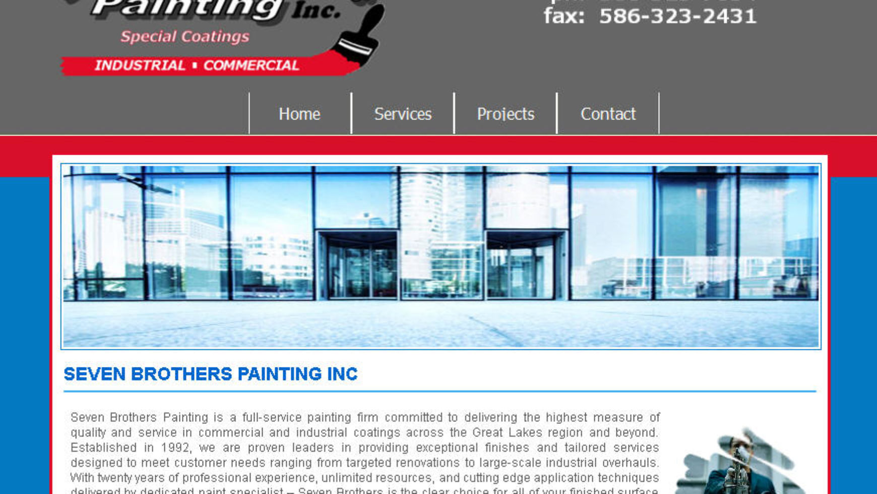 Macomb Contractor Web Design Archives - ContractorWeb