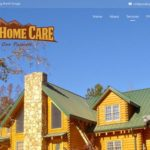 Peak Log Home Care Website – North Georgia