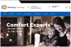 HVAC Web Design Company