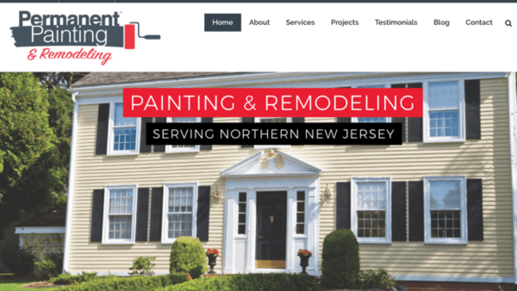 Permanent Painting Website – Northern New Jersey