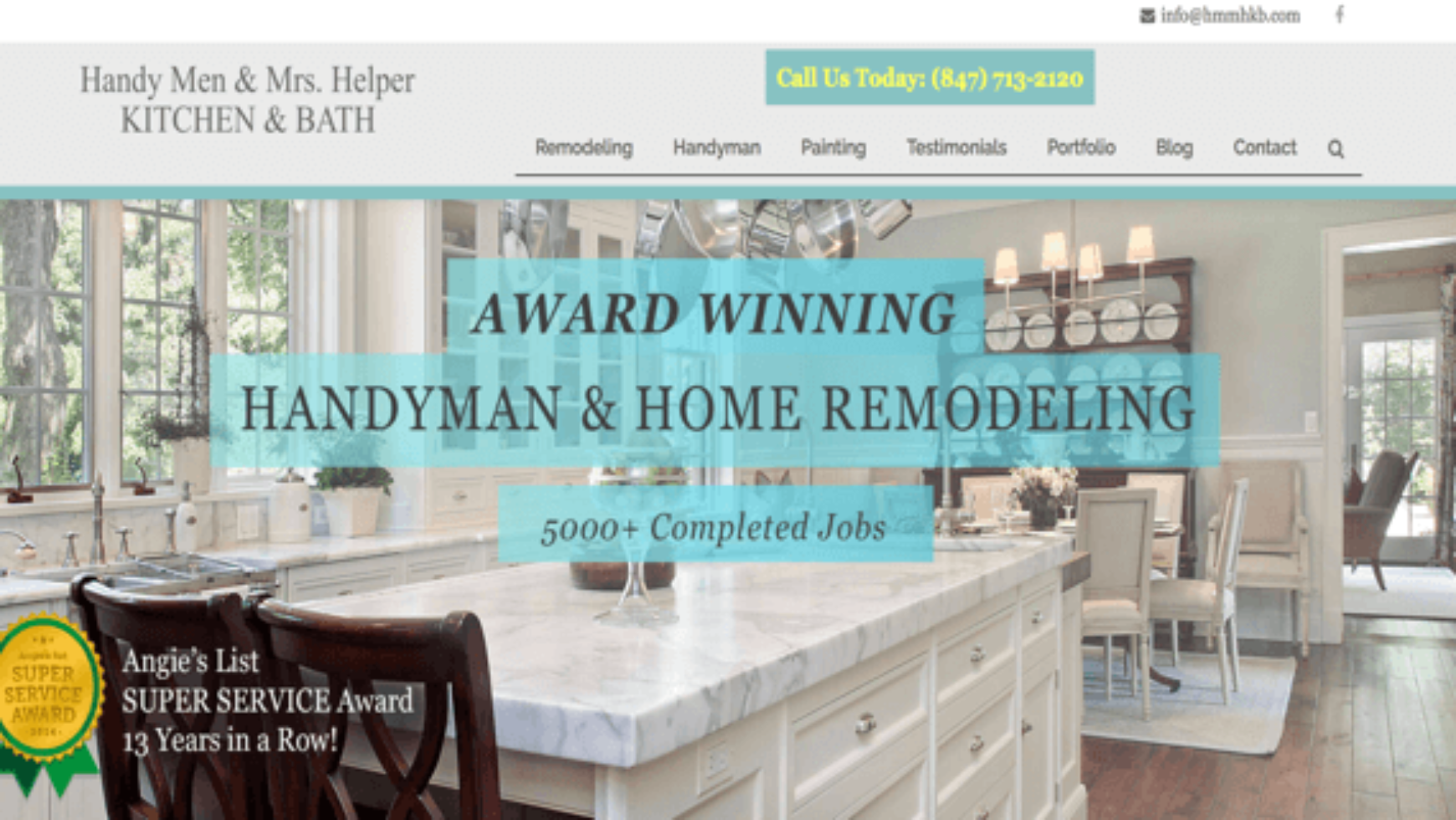 Handy Men U0026 Mrs. Helper Kitchen U0026 Bath Website U2013 Chicago Suburbs