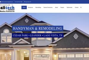 Contractor Web Design - Contractor Marketing