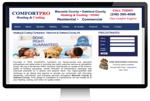 HVAC website design - marketing strategy