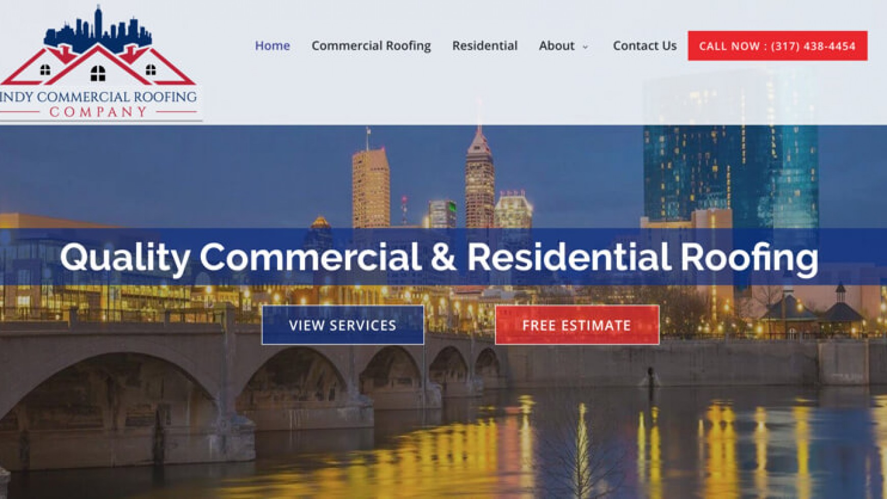 Indy Commercial Roofing Company – Silver Lake, IN
